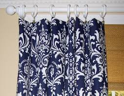 curtains and navy curtains centered drapes for sale