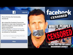 White People Be Like Memes - facebook removed my post denouncing racism against white people