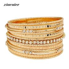 color bangle bracelet images Xiacaier indian bangle gold color bracelets for women silver color jpg