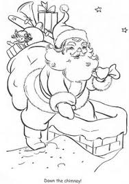 002 coloring sheet santa gif 670 820 christmas