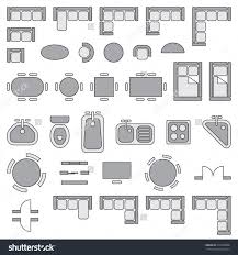 furniture clipart for floor plans home design ideas