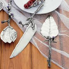 serving set wedding accessories