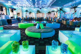 Tropical Party Themes - tropical island theme bat mitzvah in new jersey party pros