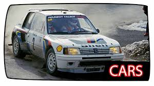 peugeot 205 group b race winning peugeot 205 t16 group b rally car heading to auction
