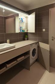 laundry in bathroom ideas top 60 laundry ideas and designs renoguide