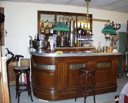 mobilier de bistrot bar d u0027angle art déco bars anciens