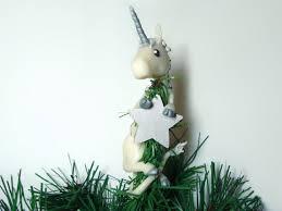 custom unicorn tree topper by littleberties on etsy