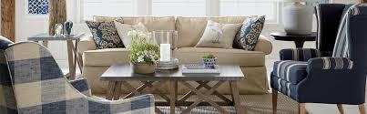Ethan Allen Bennett Sofa Reviews Living Room Bennett Slipcovered Sofa Sofas Loveseats Ethan Allen