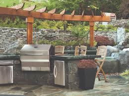 outdoor kitchens u0026 our wood fire grill memphis grills