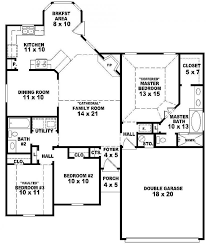 house plan w3859 detail from drummondhouseplanscom double master