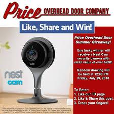 Price Overhead Door Price Overhead Door Co Inc Home