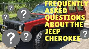 jeep pathkiller frequently asked questions about the jeep cherokee youtube
