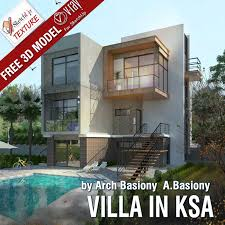 sketchup texture sketchup models houses villas