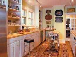 galley kitchen designs hgtv for kitchen design ideas galley