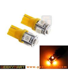 led light bulbs for cars led signal light bulb for car bike set of 2