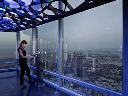 Burj Khalifa Dubai U0027s Burj Khalifa Observation Deck Business Insider