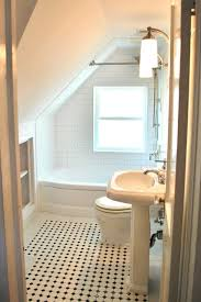 small attic bathroom ideas use of your attic 18 sleek attic bathroom design ideas