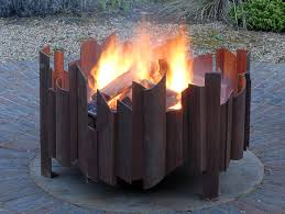 Contemporary Firepit Magma Pit With Magma Pit Each Magma Artisan