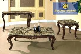 coffee table sets with storage coffee table end table set techraja co
