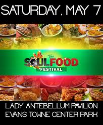 soul food festival event list view columbia county ga