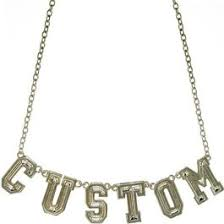 necklaces that say your name 13 best jewelry say your name images on custom items