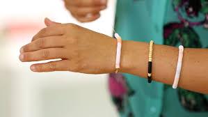 diy bracelet string images Video diy sequined string bracelets martha stewart jpg
