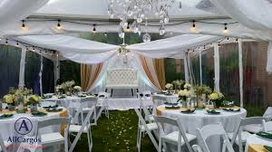 backyard tent rental allcargos tent event rentals inc mini chandelier