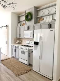 how to make kitchen cabinets how to make cabinets taller free plans tutorial