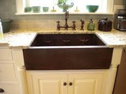 copper apron front sink copper farmhouse sink kitchen pinterest copper farmhouse sinks