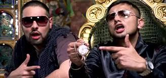 Rap Battle Meme - if honey singh badshah had a rap battle this is how it would ve
