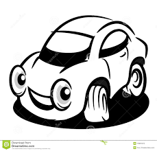 cartoon car drawing car stock photography image 13991072