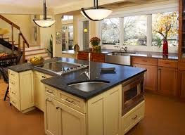 sink island kitchen 15 functional kitchen island with sink home design lover