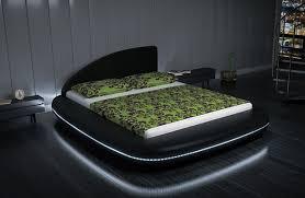 Schlafzimmer Bett Mit Led Designer Bett Mit Led Sammlung Von Haus Design Und Neuesten Möbeln