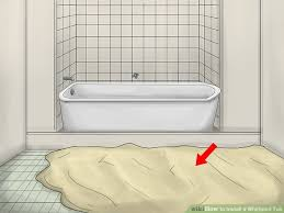 How To Change A Bathtub Drain How To Install A Whirlpool Tub With Pictures Wikihow