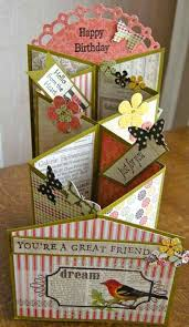 15 best zig zag cards images on pinterest zig zag 3d cards and