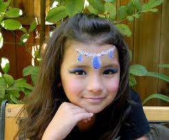 face painting for kids birthday party