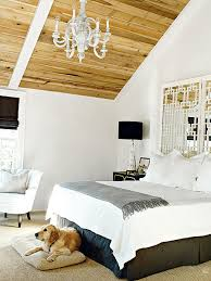 Unfinished Wood Headboards by A Mirrored Screen Acts As A Glamorous Headboard And Unfinished