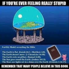 Earth Meme - the earth is flat meme