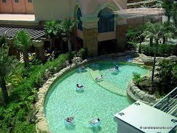 Backyard Monorail Visiting Atlantis Hotel By Monorail