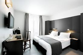 chambre d hotel moderne chambre hotel luxe moderne
