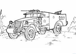 Drawn Tank Army Truck Pencil And In Color Drawn Tank Army Truck
