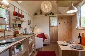 Tiny House Living Room by La Tiny House Témoin Eclectic Living Room Le Havre By La