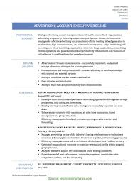 resume sles for advertising account executive description excellent account executive description resume resume exle 74