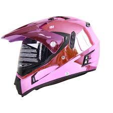 pink motocross helmet aliexpress com buy chrome painting racing motocross helmet motor