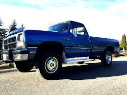 Dodge Ram 350 - 1991 dodge ram diesel w 350 1 ton 4x4 single cab long box 5sp
