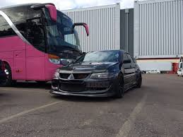 mitsubishi lancer evo 8 gsr modified 420bhp evo 9 mr spec show car