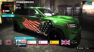 jeep cherokee easter eggs the crew customization ep 12 street spec jeep grand cherokee