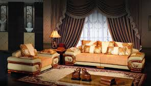 living room design by european classical style download 3d house