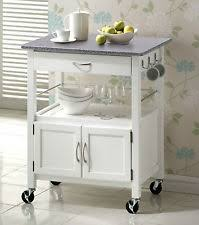 kitchen trolleys and islands granite kitchen islands kitchen carts ebay