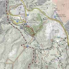 Humboldt State University Map by Henry Cowell Wilder Ranch And Nisene Marks Trail Map